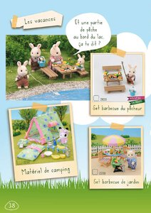 Catalogue Sylvanian Families 2014 page 38