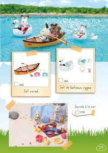Catalogue Sylvanian Families 2014 page 39