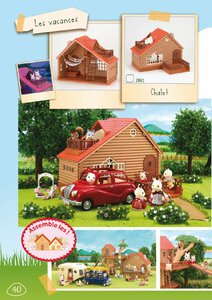 Catalogue Sylvanian Families 2014 page 40