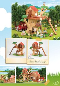 Catalogue Sylvanian Families 2014 page 41