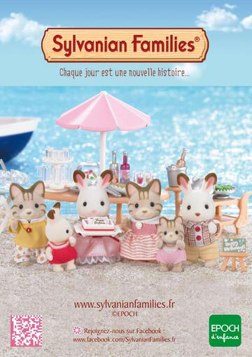 Catalogue Sylvanian Families 2015