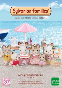 Catalogue Sylvanian Families 2015 page 1