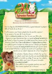 Catalogue Sylvanian Families 2015 page 2