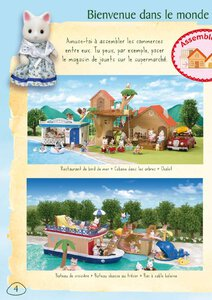 Catalogue Sylvanian Families 2015 page 4