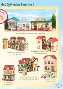 Catalogue Sylvanian Families 2015 page 5