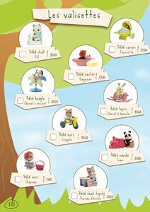 Catalogue Sylvanian Families 2015 page 10