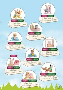 Catalogue Sylvanian Families 2015 page 11