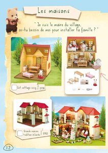 Catalogue Sylvanian Families 2015 page 12