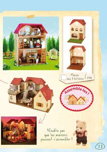 Catalogue Sylvanian Families 2015 page 13