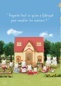 Catalogue Sylvanian Families 2015 page 14