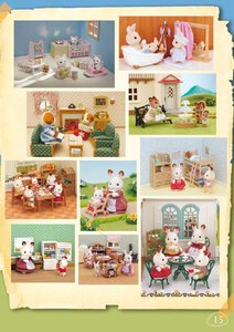 Catalogue Sylvanian Families 2015 page 15