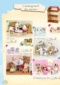 Catalogue Sylvanian Families 2015 page 16