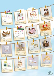Catalogue Sylvanian Families 2015 page 19