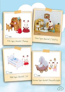 Catalogue Sylvanian Families 2015 page 21