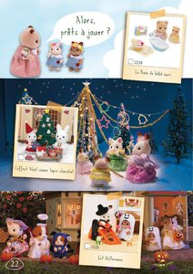 Catalogue Sylvanian Families 2015 page 22