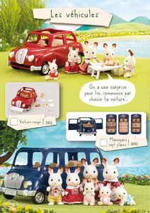 Catalogue Sylvanian Families 2015 page 24
