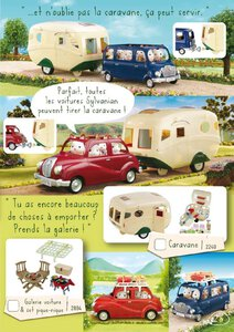 Catalogue Sylvanian Families 2015 page 25