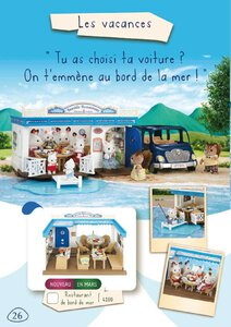Catalogue Sylvanian Families 2015 page 26