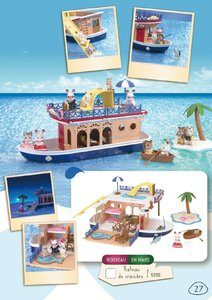 Catalogue Sylvanian Families 2015 page 27