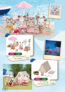 Catalogue Sylvanian Families 2015 page 28