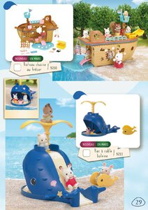 Catalogue Sylvanian Families 2015 page 29