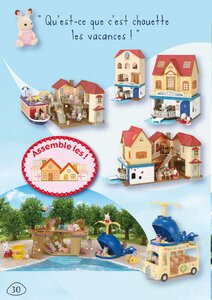 Catalogue Sylvanian Families 2015 page 30