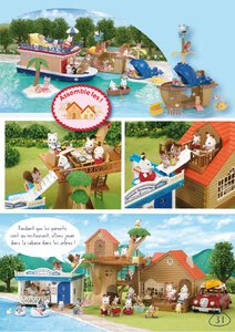 Catalogue Sylvanian Families 2015 page 31