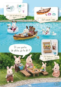 Catalogue Sylvanian Families 2015 page 33