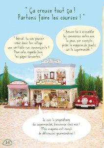 Catalogue Sylvanian Families 2015 page 34