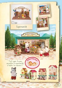 Catalogue Sylvanian Families 2015 page 35