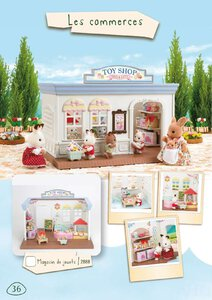 Catalogue Sylvanian Families 2015 page 36