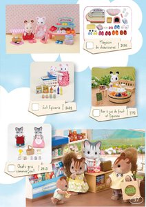 Catalogue Sylvanian Families 2015 page 37