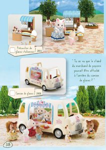 Catalogue Sylvanian Families 2015 page 38