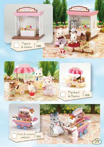 Catalogue Sylvanian Families 2015 page 39