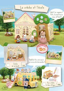Catalogue Sylvanian Families 2015 page 40