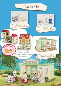Catalogue Sylvanian Families 2015 page 43