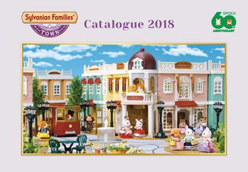 Catalogue Sylvanian Families 2018