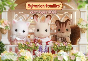 Catalogue Sylvanian Families 2020