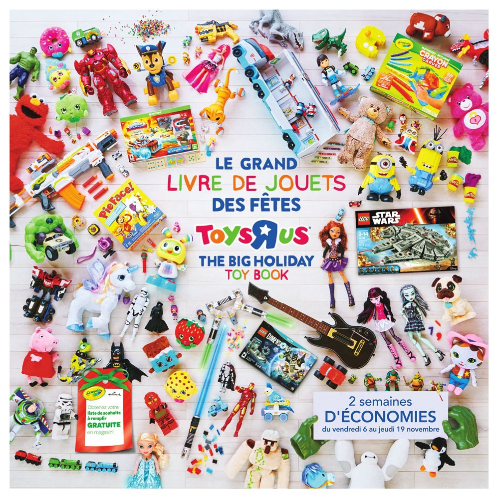 jouet noel 2018 toys r us Catalogue (circulaire) Toys'R'Us Canada Noël 2015 | Catalogue de  jouet noel 2018 toys r us