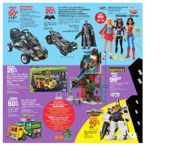 Catalogue (circulaire) Toys'R'Us Canada Noël 2016 page 5