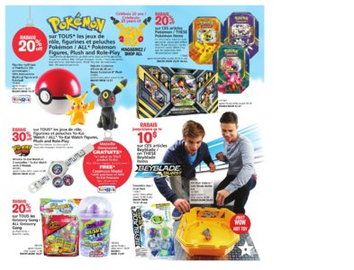 Catalogue (circulaire) Toys'R'Us Canada Noël 2016 page 9