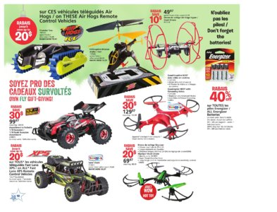 Catalogue (circulaire) Toys'R'Us Canada Noël 2016 page 12