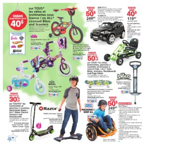 Catalogue (circulaire) Toys'R'Us Canada Noël 2016 page 16