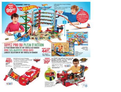 Catalogue (circulaire) Toys'R'Us Canada Noël 2016 page 17