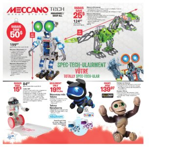 Catalogue (circulaire) Toys'R'Us Canada Noël 2016 page 20