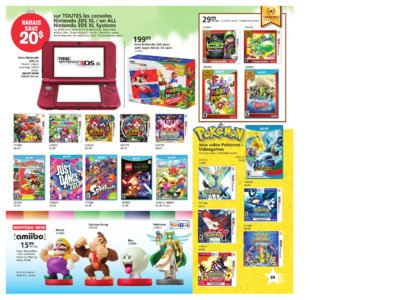 Catalogue (circulaire) Toys'R'Us Canada Noël 2016 page 23
