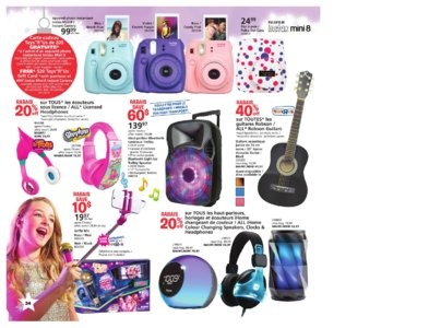 Catalogue (circulaire) Toys'R'Us Canada Noël 2016 page 24