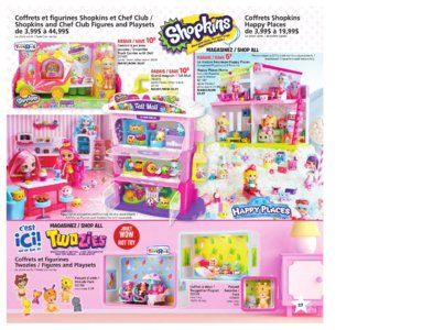Catalogue (circulaire) Toys'R'Us Canada Noël 2016 page 27