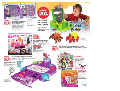 Catalogue (circulaire) Toys'R'Us Canada Noël 2016 page 29