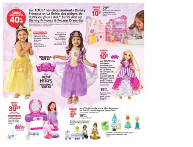 Catalogue (circulaire) Toys'R'Us Canada Noël 2016 page 32